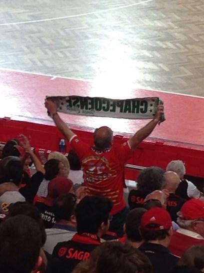 Chapecoense marca presença no Benfica-FC Porto em basquetebol