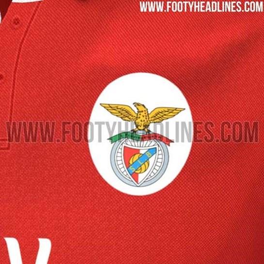 Será esta a nova camisola do Benfica para 2017/18?