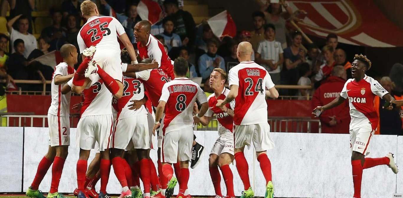 Monaco-St. Étienne, 2-0