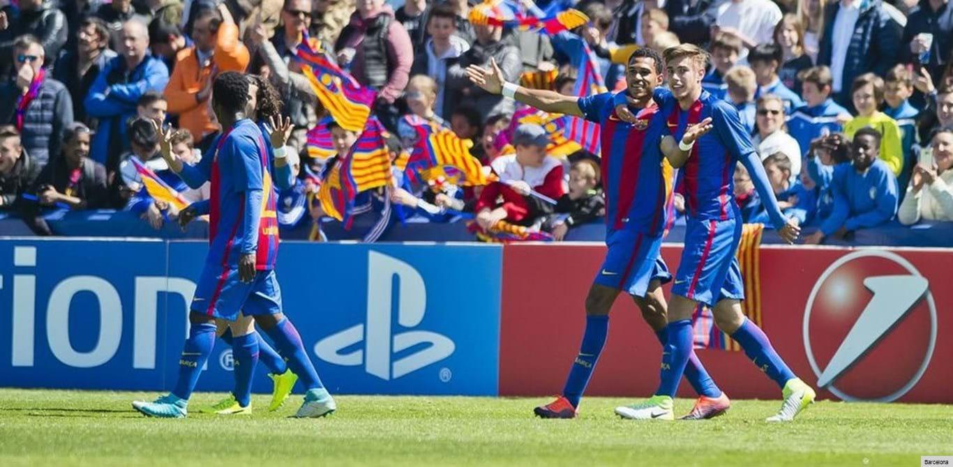 Barcelona não chega a acordo com Mboula e abre caminho às águias