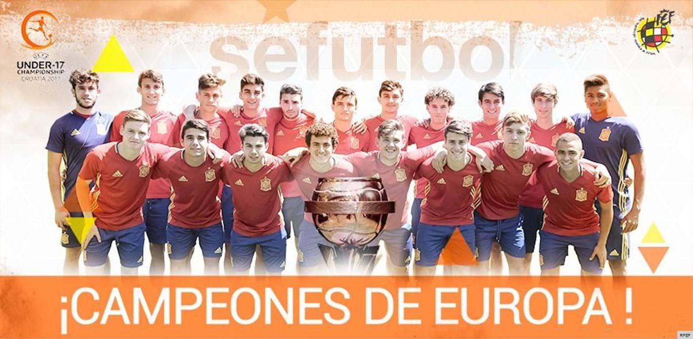 Espanha sagra-se campeã europeia ao bater Inglaterra