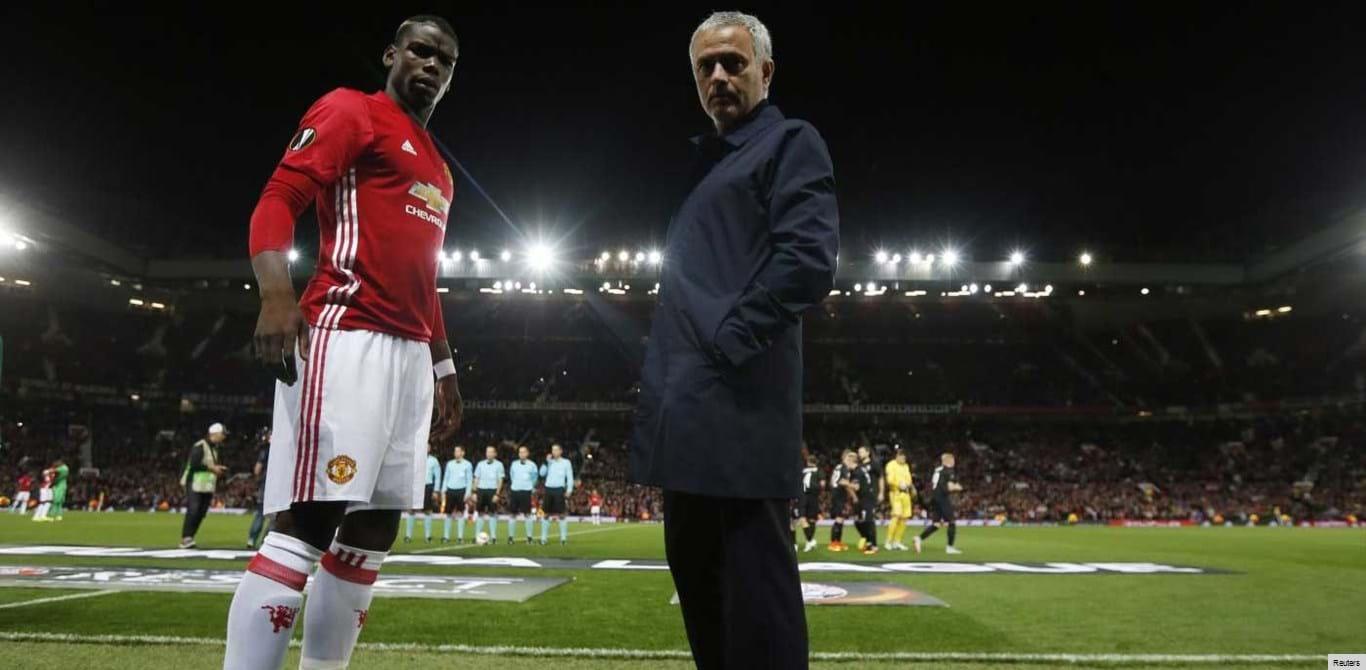 Thiery Henry sugere que o problema de Pogba é... Mourinho