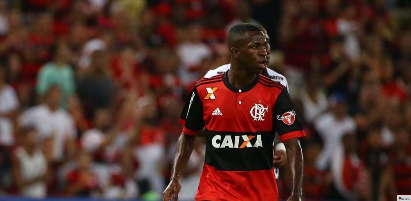 Vinícius Júnior adiado para 2019