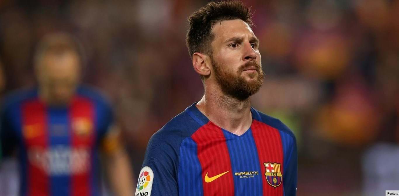 Messi condenado a 21 meses de prisão, confirma o Supremo