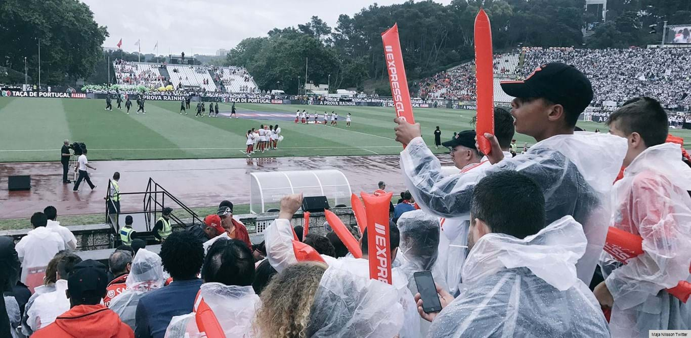 Benfica-V. Guimarães, 0-0 (1.ª parte)