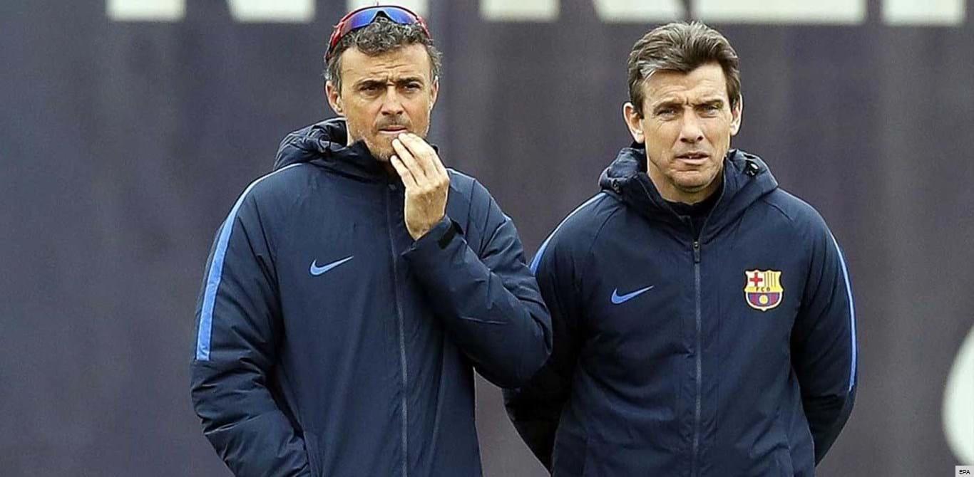 Adjunto do Barcelona é o novo treinador do Celta de Vigo