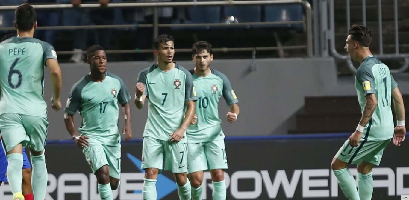 Mundial Sub-20: Coreia do Sul-Portugal, 0-0 (1.ª parte)