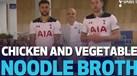 Será este o segredo do Tottenham?