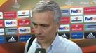 Mourinho e um sério 'aviso' aos adeptos: «Esperemos que Old Trafford queira que a equipa vença»