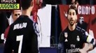 Sergio Ramos pediu a Ronaldo para... expulsar Gabi