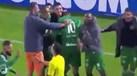 Dois golos da Chapecoense nos descontos e o relato emocionado de Rafael Henzel