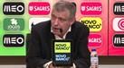 Fernando Santos deixa mensagem a Ronaldo e... ao Zé