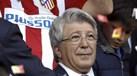 Cerezo sobre Griezmann: «No Calderón? Não, vai estar é no Wanda Metropolitano»