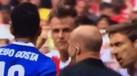 'Miúdo' do Arsenal não teve medo de Diego Costa e até lhe chamou um nome feio