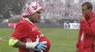 Ederson: «Foi provavelmente o meu último jogo com a camisola do Benfica»