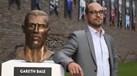 Casa de apostas, o busto de Ronaldo e Cardiff. Aqui está a explicação