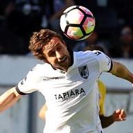 Rafael Mirandaquer entrar para a história diante doBenfica