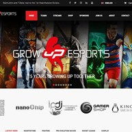 Grow uP eSports de parabéns