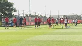 Estes são os homens do tetra do Benfica