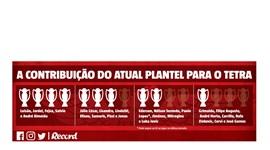 Plantel do Benfica: quem ganhou mais neste tetra?