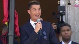 Cristiano Ronaldo põe Madrid a gritar: 'Siiiii'