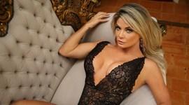 Dizem que é das mulheres mais bonitas do Brasil