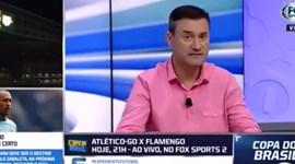 Comentador apontou a maior fraqueza de Vinícius Júnior e não foi brando...