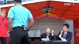 Como o vídeo-árbitro ajudou Portugal a seguir em frente no Mundial sub-20