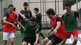 Record Challenge Park: Street football anima juventude