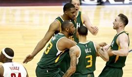 Utah Jazz garantem última vaga na segunda ronda dos playoff