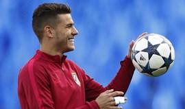 Atlético Madrid renova com Lucas Hernández até 2022