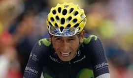 Giro'2017: Nairo Quintana é o chefe de fila da Movistar