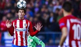 Tiago convocadopara a visita do Atlético ao Santiago Bernabéu