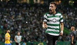 Bruno de Carvalho não vende Coates