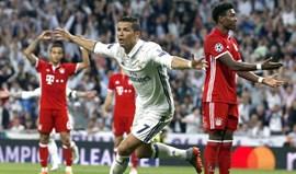 Ronaldo 'atravessa-se' no caminho do Bayern Munique