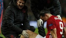 A mensagem de Ibrahimovic após a operação