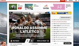 Imprensa rendida a Cristiano Ronaldo