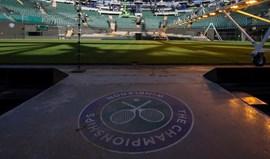 Wimbledon aumenta prémios para um total de 37,4 milhões de euros
