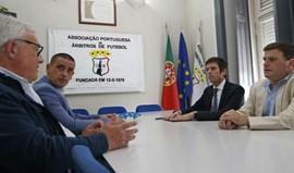 AF Lisboa e APAF querem policiamento obrigatório em definitivo