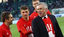 Bayern em risco de ficar sem laterais-direitos