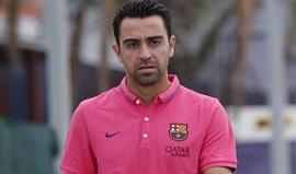 Xavi Hernández recusou treinar Barça B