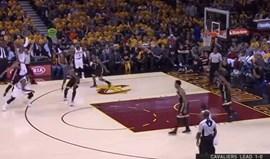 O momento em que LeBron James ficou apenas atrás de Michael Jordan