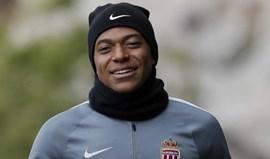 Wenger confessa que foi a casa de Mbappé para o convencer a assinar pelo Arsenal