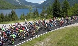Portugueses já têm dorsal para o Giro do centenário