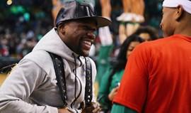 E se Floyd Mayweather entrar na NBA?