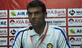 Myanmar: Fabiano Flora vai comandar o Southern Myanmar FC
