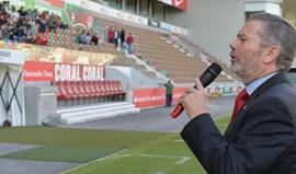 Carlos Pereira felicita Federação pela introdução do vídeo-árbitro