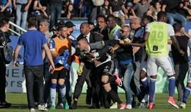 Bastia punido com derrota frente ao Lyon e seis jogos à porta fechada