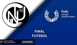 Veja em direto: final do Torneio de Futebol