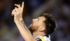 FIFA dá mais moral a Messi na reta final